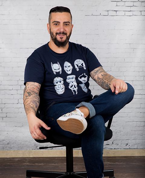 Aritz Design Team Jose Escribano